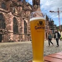 Das Foto wurde bei Ganter Brauereiausschank von Jan O. am 10/7/2018 aufgenommen