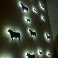 Снимок сделан в BEEF Мясо & Вино пользователем Oleg M. 12/24/2012