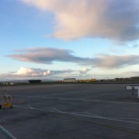 Foto tirada no(a) City of Derry Airport (LDY) por Viola M. em 4/10/2014
