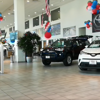 Toyota Of The Desert >> Toyota Of The Desert Auto Dealership In Cathedral City