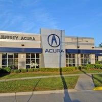 jeffrey acura auto dealership in roseville foursquare