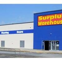 Photo Taken At Surplus Warehouse By Yext Y On 2 1 2017