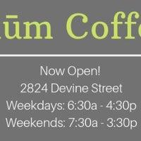 blum coffee columbia sc