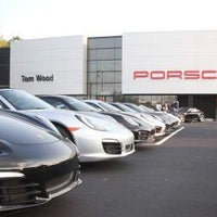 tom wood porsche - auto dealership in keystone at the crossing