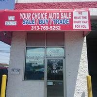 Your Choice Auto Sales >> Your Choice Auto Sales Auto Dealership In Dearborn