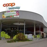 Coop Bauhobby Hardware Store