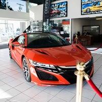 Снимок сделан в Southern Motors Acura пользователем Yext Y. 4/8/2017