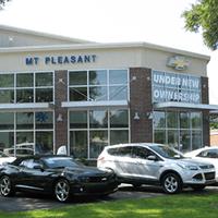 Mount Pleasant Chevrolet >> Mount Pleasant Chevrolet 1607 N Highway 17
