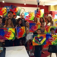 Painting With A Twist Coral Way 42 Visitors