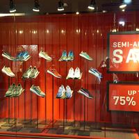 The PUMA Store (Fermé maintenant) Magasin de chaussures à