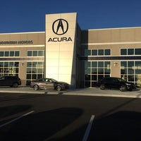 Photo prise au Southern Motors Acura par Yext Y. le11/21/2017