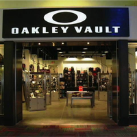 9451a0f3d7 ... Photo taken at Oakley Vault by Yext Y. on 5 16 2016 ...