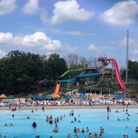 Photo Taken At The Beach Waterpark By Yext Y On 5 17 2017