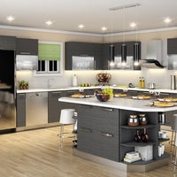 Apex Kitchen Cabinet And Granite Countertop Construction Landscaping In Bakersfield