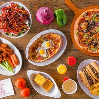 Foto tirada no(a) Big Mama's and Papa's Pizzeria por Yext Y. em 11/22/2017