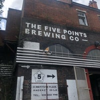 Photo prise au The Five Points Brewing Company par Jessica le8/10/2019
