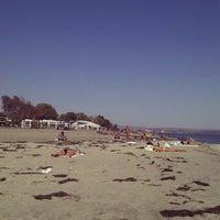 9/23/2012 tarihinde Teodor S.ziyaretçi tarafından Централен Плаж Бургас'de çekilen fotoğraf