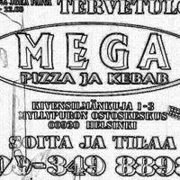 8/18/2013にHerkko V.がMega Pizza & Kebabで撮った写真