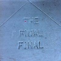 Das Foto wurde bei Final Final von Miriam H. am 5/25/2013 aufgenommen