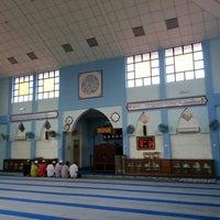 6/17/2014 tarihinde wahirahimziyaretçi tarafından Masjid Al-Hikmah Tanjung Lumpur'de çekilen fotoğraf