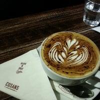 Foto scattata a Cosans Coffee da Jason J. il 1/16/2014