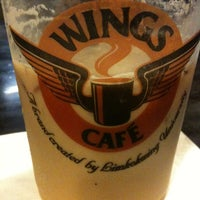 Photo prise au Wings Coffee par Amy A. le10/1/2012