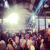Foto tirada no(a) Markthalle Neun por Matas em 6/6/2013