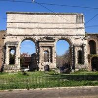 Foto scattata a Porta Maggiore da Michele Stefano B. il 4/3/2013