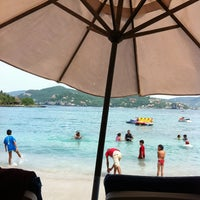 Photo Taken At Las Gatas Beach Club By Cris U On 7 29