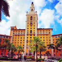 Photo prise au Miami Biltmore Hotel par enomicar le8/21/2013