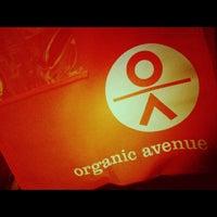 Foto diambil di Organic Avenue oleh Nichole R. pada 4/8/2013