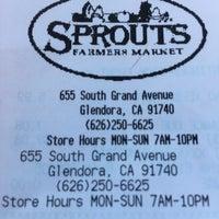 Sprouts Farmers Market - Glendora, CA