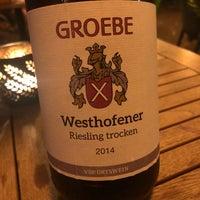 Das Foto wurde bei Kurpfalz Weinstuben von Ulrik B. am 9/20/2018 aufgenommen