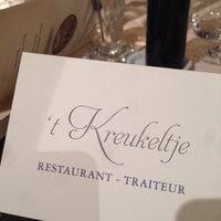 Photo prise au 't Kreukeltje par Robin W. le12/12/2014