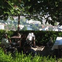 Das Foto wurde bei Restaurant Die Waid von Restaurant Die Waid am 6/8/2014 aufgenommen