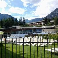 Das Foto wurde bei Bormio Terme von Gunder K. am 6/14/2014 aufgenommen