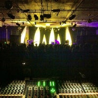 Photo taken at WOW Hall by Rande K. on 5/22/2013