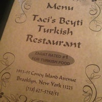 Снимок сделан в Taci's Beyti Restaurant пользователем Jo  G. 4/1/2013