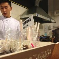 6/7/2013 tarihinde Nara L.ziyaretçi tarafından Pit's Burger'de çekilen fotoğraf