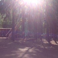 Снимок сделан в Веревочный парк «Tree To Tree» пользователем Lexus 6/28/2014