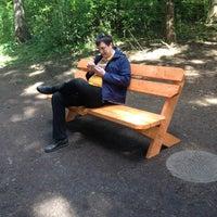 Снимок сделан в Веревочный парк «Tree To Tree» пользователем Lexus 6/22/2014