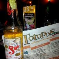 5/21/2013にFabiola T.がTotopos Gastronomia Mexicanaで撮った写真