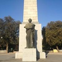 1/25/2013 tarihinde Eduardo C.ziyaretçi tarafından Monumento José Manuel Balmaceda'de çekilen fotoğraf