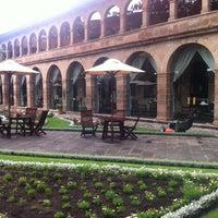11/17/2012にPablo C.がBelmond Hotel Monasterioで撮った写真