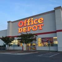 Photo Taken At Office Depot By Ed B On 5 26 2016