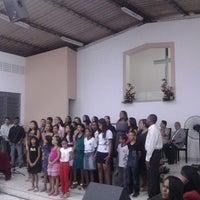Снимок сделан в Primeira Igreja Batista do Feitosa пользователем NildoAraújo A. 6/15/2014