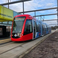 Photo prise au Entertainment Centre Tram Stop par Mick M. le8/11/2018