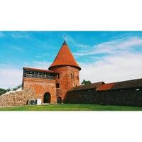 Снимок сделан в Каунасский замок пользователем Elena G. 6/8/2015