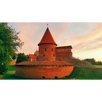 Снимок сделан в Каунасский замок пользователем Elena G. 6/11/2015