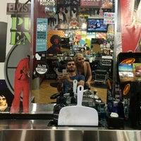 Photo taken at Floyd's 99 Barbershop by Mustafa S. on 7/9/2014